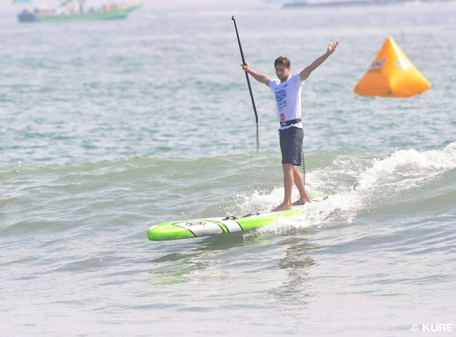Fiona Wylde, Lincoln Dews sweep the SUP Japan Cup as 300+